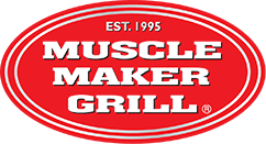 Logo Muscle Maker Grill